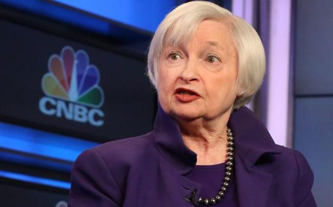Cựu Chủ tịch FED Janet Yellen ủng hộ giảm lãi suất