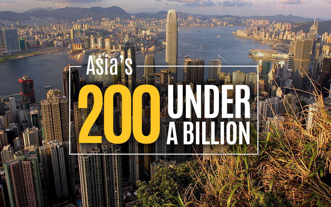4 doanh nghiệp Việt lọt top 200 công ty doanh thu dưới 1 tỷ USD tốt nhất châu Á