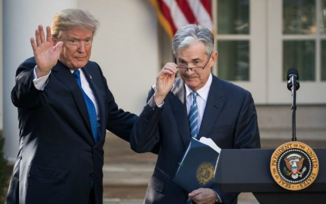 Sự tín nhiệm của FED đang bị đe dọa trước cáo buộc cắt giảm lãi suất để chiều lòng ông Trump