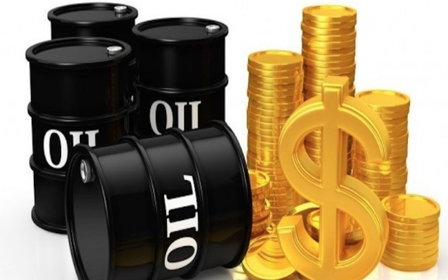 Thị trường ngày 18/3: Giá dầu Brent cũng xuống dưới 30 USD/thùng, vàng bật