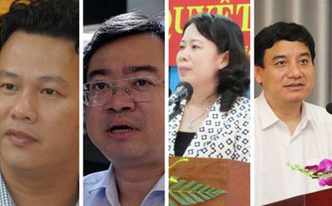 Chân dung 4 Bí thư tỉnh ủy 7X trẻ tuổi nhất nước hiện nay