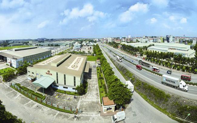 """Thái Nguyên: Đầu tàu bất động sản khu công nghiệp phía Bắc, đánh thức làn sóng đầu tư của các """"ông lớn"""""""
