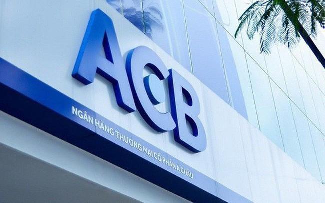 NHNN chấp thuận cho ACB tăng vốn điều lệ bằng cách chia cổ tức bằng cổ phiếu tỷ lệ 30%