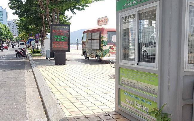 """Công nghệ thu phí đậu đỗ """"đánh đố"""" lái xe ở Đà Nẵng"""