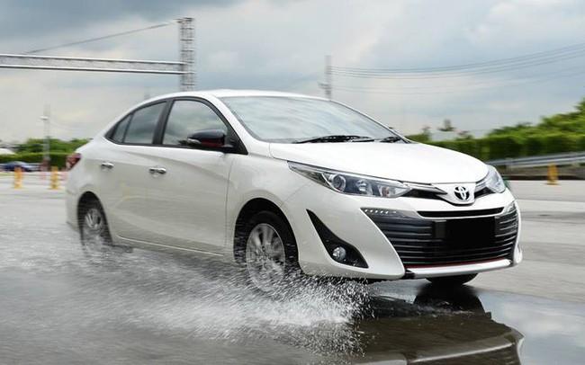 Top 10 ô tô bán chạy nhất tháng 6/2019: Toyota Vios vẫn số 1, Toyota Fortuner rời khỏi bảng xếp hạng