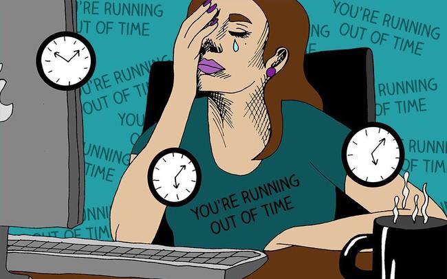 Cắm mặt cả ngày ở văn phòng chưa chắc thể hiện mình chăm chỉ, sao không về nhà đúng giờ để có 4 lợi ích này