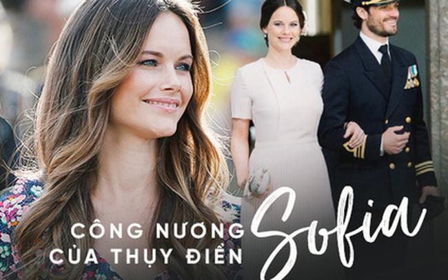"""Công nương Sofia: Từ nàng mẫu chụp ảnh """"mát mẻ"""" cho tạp chí đàn ông đến biểu tượng thời trang thanh lịch bậc nhất Hoàng gia Thụy Điển"""