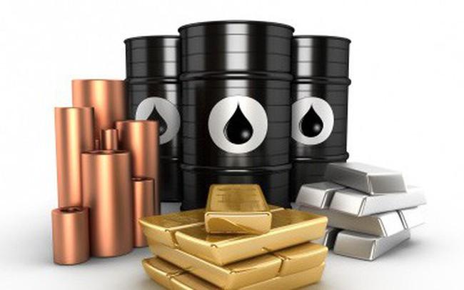 Thị trường ngày 21/8: Vàng lại tăng vượt 1.500 USD, quặng sắt thấp nhất 10 tuần