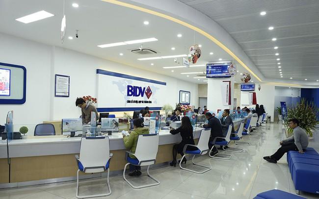 Vì sao BIDV dồn tiền mua lại lượng lớn trái phiếu?