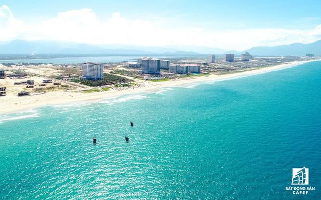 """Bãi Dài Cam Ranh đang dần trở thành """"thiên đường nghỉ dưỡng"""" mới"""