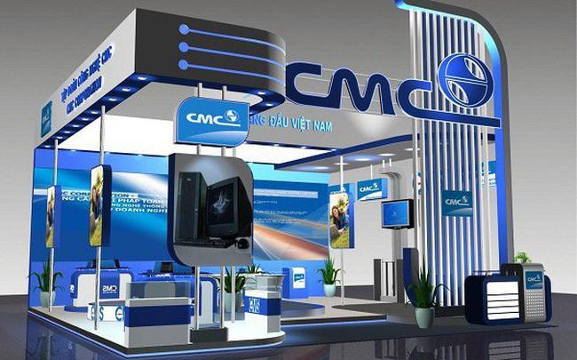 CMC Group báo lãi ròng quý 1 giảm một nửa cùng kỳ, cổ phiếu tăng giá gấp đôi