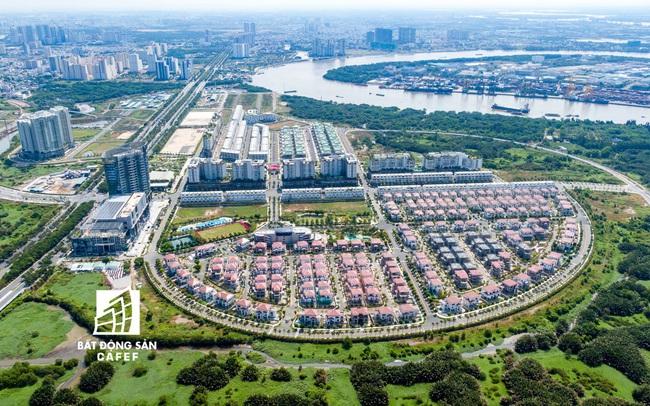 TPHCM: Đấu giá 4 lô đất trong Khu đô thị mới Thủ Thiêm