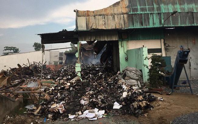 Sau hơn 4 tháng, nguyên nhân vụ cháy kho hồ sơ xe buýt được công bố