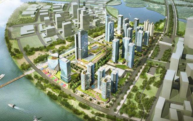Động thái mới ở Dự án tỉ USD Thu Thiem Ecosmart City