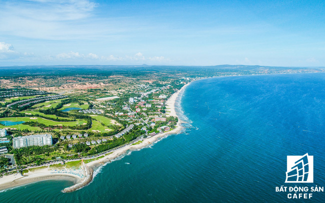 """Sau một năm """"sốt nóng"""", giá đất ven biển Bình Thuận sẽ diễn biến ra sao trong năm 2020?"""