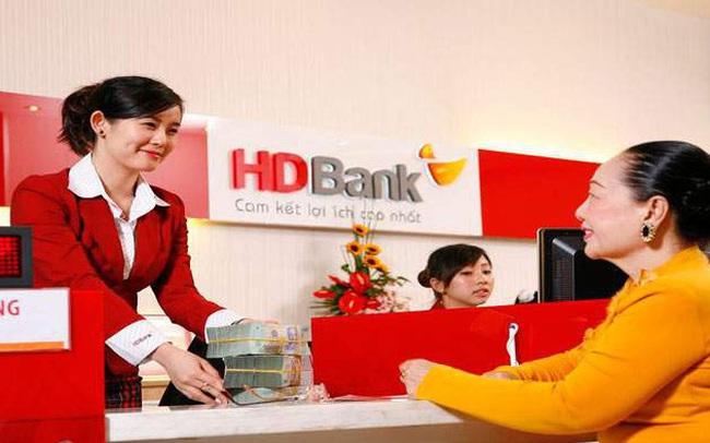 HDBank dự kiến chia cổ tức và cổ phiếu thưởng tới 65%