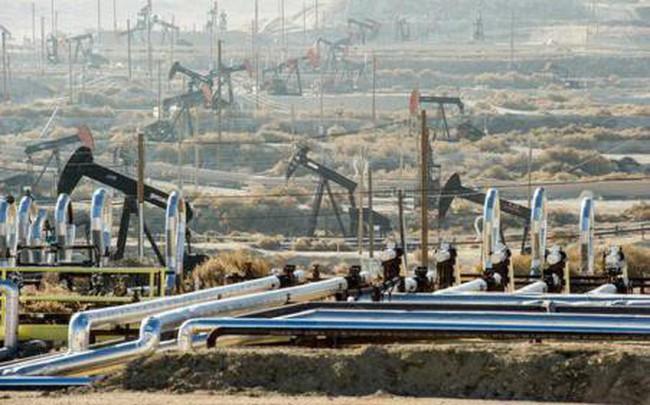 Sản lượng dầu đá phiến của Mỹ sẽ đạt kỷ lục trong tháng 10/2019