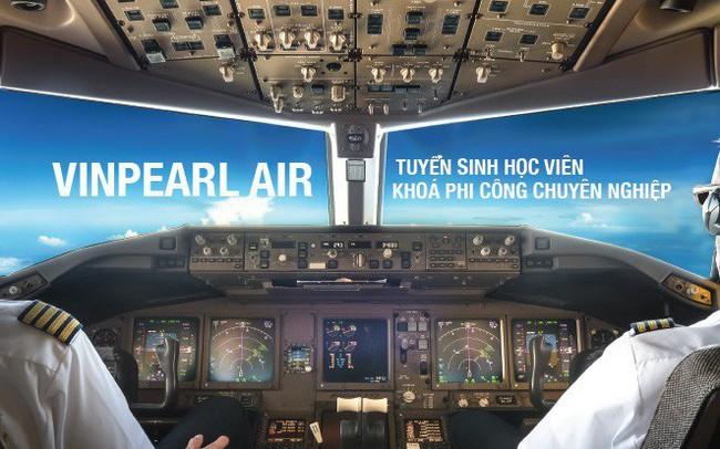 """Tuyển sinh phi công đợt 2, Vinpearl Air tổ chức ngày hội tư vấn """"Chạm ước mơ bay cùng Vinpearl Air"""" tại 3 thành phố lớn"""