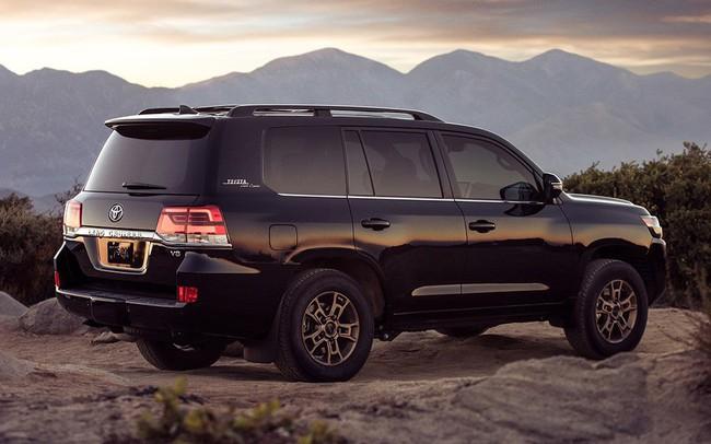 Điểm danh 10 mẫu xe ô tô được người Mỹ sở hữu thời gian lâu nhất, Toyota chiếm gần nửa