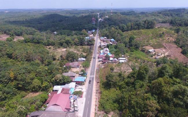 Thủ đô mới của Indonesia sẽ trở thành Thung lũng Silicon giữa rừng già?