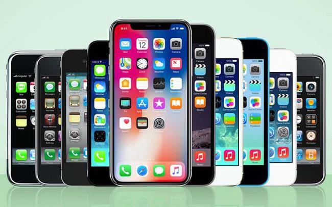 IPhone đã thay đổi như thế nào trong suốt 12 năm qua?