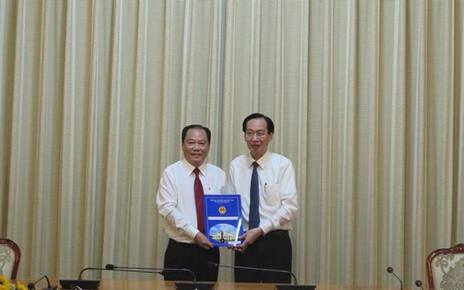 Sở Y tế TP HCM có tân Phó Giám đốc