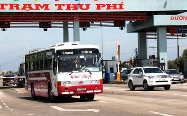 Bắt khẩn cấp giám đốc trốn thuế tại trạm thu phí cao tốc TP HCM - Trung Lương