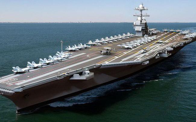 Dọa đánh chìm tàu sân bay Mỹ, Trung Quốc chọc trúng tổ kiến lửa?