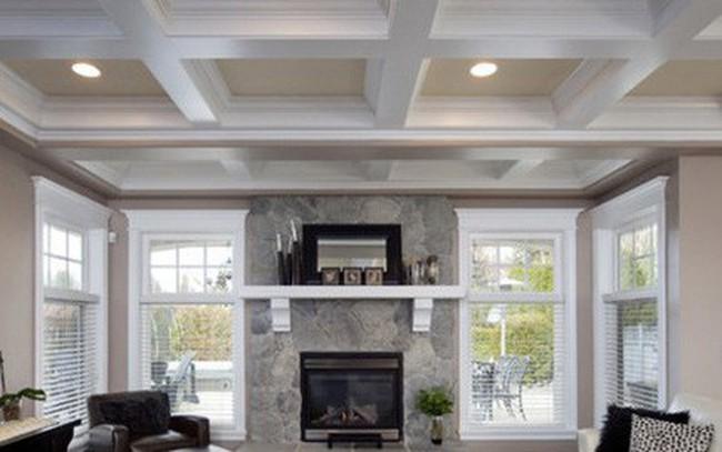Trang trí không gian nhà với màu trắng