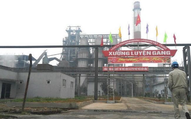 """Quặng sắt """"ế"""" mua từ nhà máy thuộc 12 dự án thua lỗ của ngành Công Thương được """"xuất ngoại"""""""