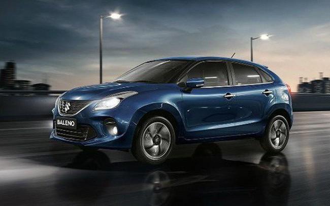Cận cảnh mẫu ô tô đẹp long lanh của Suzuki giá chỉ từ 177 triệu đồng