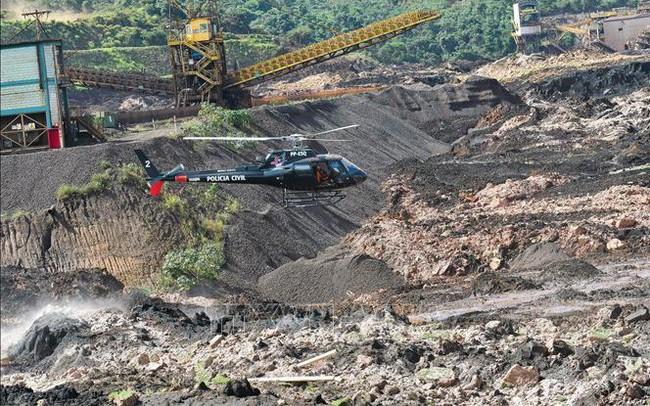 Vụ vỡ đập tại Brazil: Bắt giữ 3 nhân viên, 2 kỹ sư của tập đoàn Vale SA