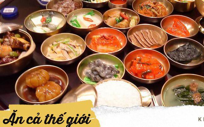 Khám phá mâm cỗ đầu năm mới của người Hàn Quốc: Hấp dẫn và cầu kỳ đến khó tả