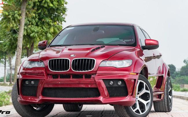 Lột xác từ trong ra ngoài, BMW X6 2008 vẫn chỉ có giá hơn 700 triệu đồng