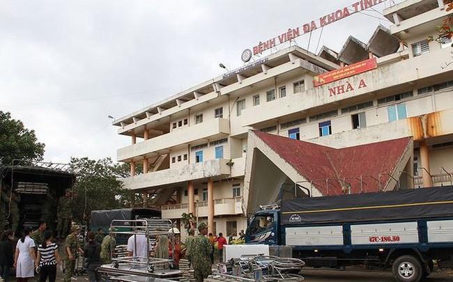 Di dời Bệnh viện đa khoa tỉnh Đắk Lắk