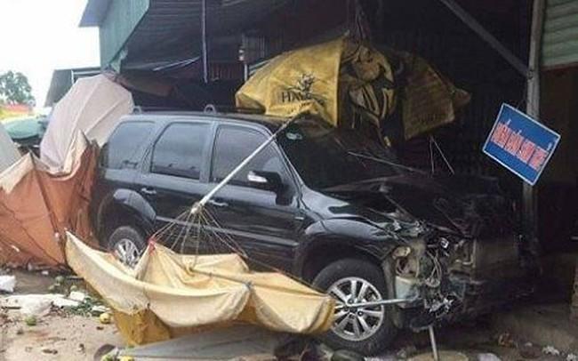 Khởi tố vụ tai nạn giao thông làm 8 người thương vong tại Thanh Hóa