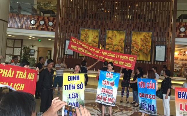 Khách hàng mua căn hộ du lịch Bavico Nha Trang tiếp tục kêu cứu