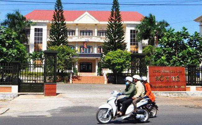 Khởi tố điều tra sai phạm tại Sở Y tế Đắk Lắk
