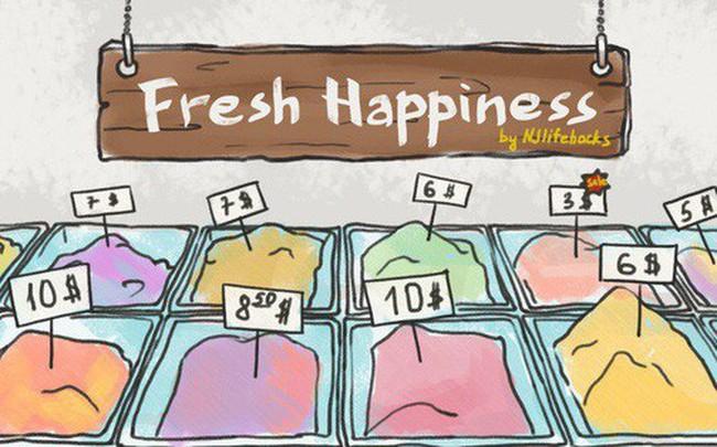 Giáo sư Harvard chia sẻ cách cực đơn giản để có được hạnh phúc, nhưng... hơi tốn tiền một tý