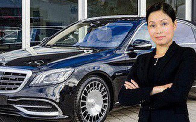 Nữ Chủ tịch VinFast tuyên bố đổi Mercedes-Benz S-Class sang xe 'nhà làm'