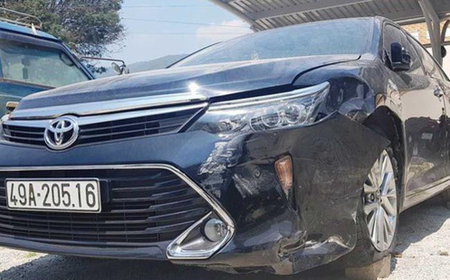 Thông tin bất ngờ vụ 3 thẩm phán trên xe gây tai nạn rồi bỏ chạy