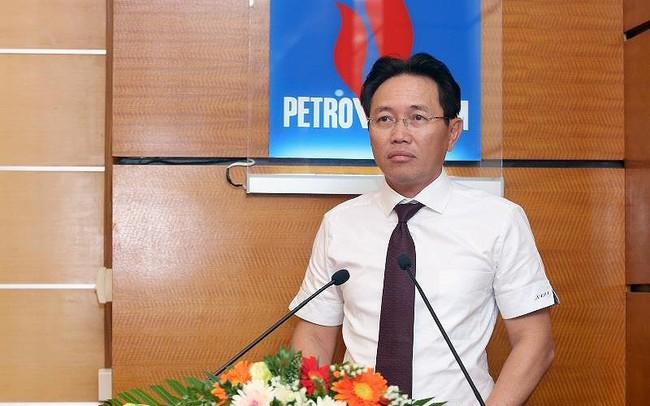 Ông Nguyễn Vũ Trường Sơn xin từ chức Tổng giám đốc PVN