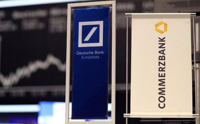 """Ngành ngân hàng châu Âu sắp có vụ sáp nhập """"nghìn tỷ đô"""""""