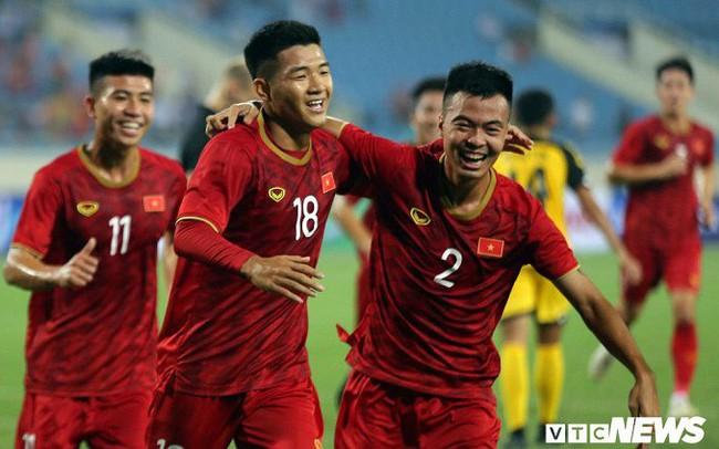 6 cầu thủ khác nhau ghi bàn, U23 Việt Nam vùi dập U23 Brunei