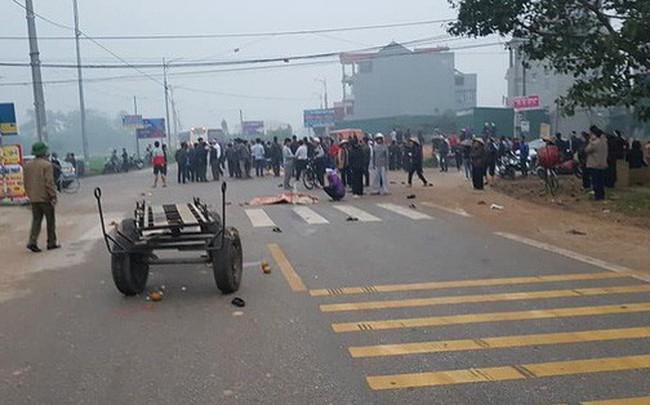 Vụ xe khách đâm 7 người tử vong ở Vĩnh Phúc: Tài xế về nhà sau khi tông đoàn người