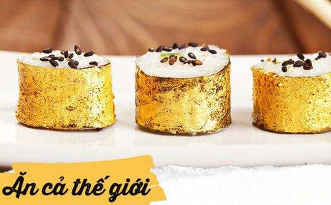 Chua, cay, mặn, ngọt và đắng... rốt cuộc là vàng có vị gì mà nhiều đầu bếp lại thích cho vào món ăn đến thế?