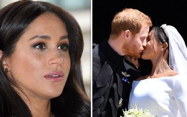 """Người dùng mạng choáng váng khi bà bầu Meghan bị ví như """"tù nhân"""" trong gia đình hoàng gia và sẽ hối hận khi kết hôn với Hoàng tử Harry vì lý do này"""