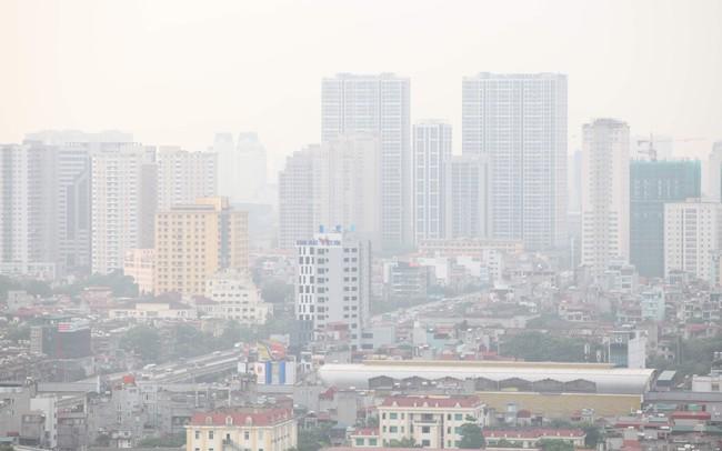 Vì sao chưa dự báo chất lượng không khí Hà Nội, TPHCM?
