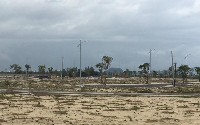 Quảng Nam: Công trình xây dựng không phép của DanaHome Land