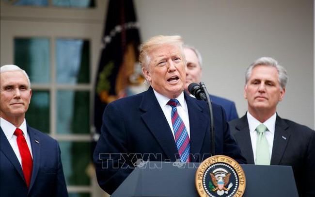 Nhà Trắng từ chối cung cấp bản khai thuế của Tổng thống Donald Trump